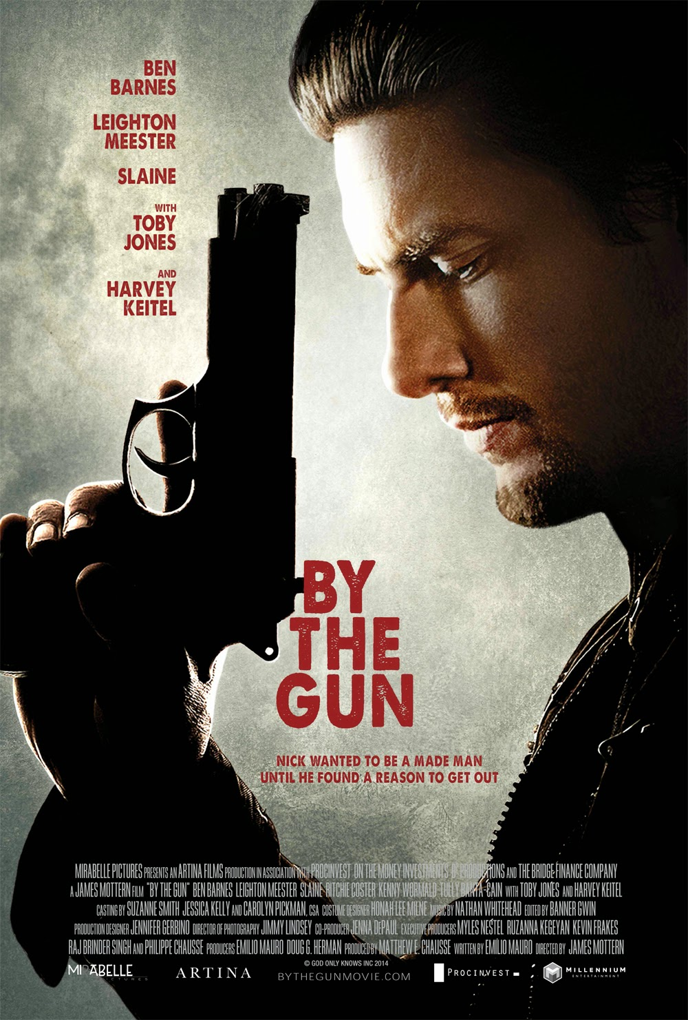 By The Gun (2014) HDRip tainies online oipeirates