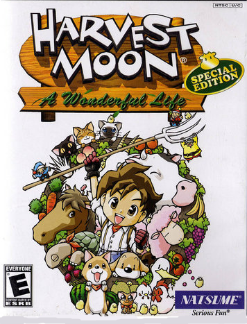 Download Game PC Harvest Moon: A Wonderful Life Special Edition PS2 ISO Gratis