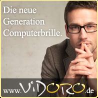 Computerbrillen von Vidoro
