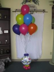 Standing Variasi Helium 004