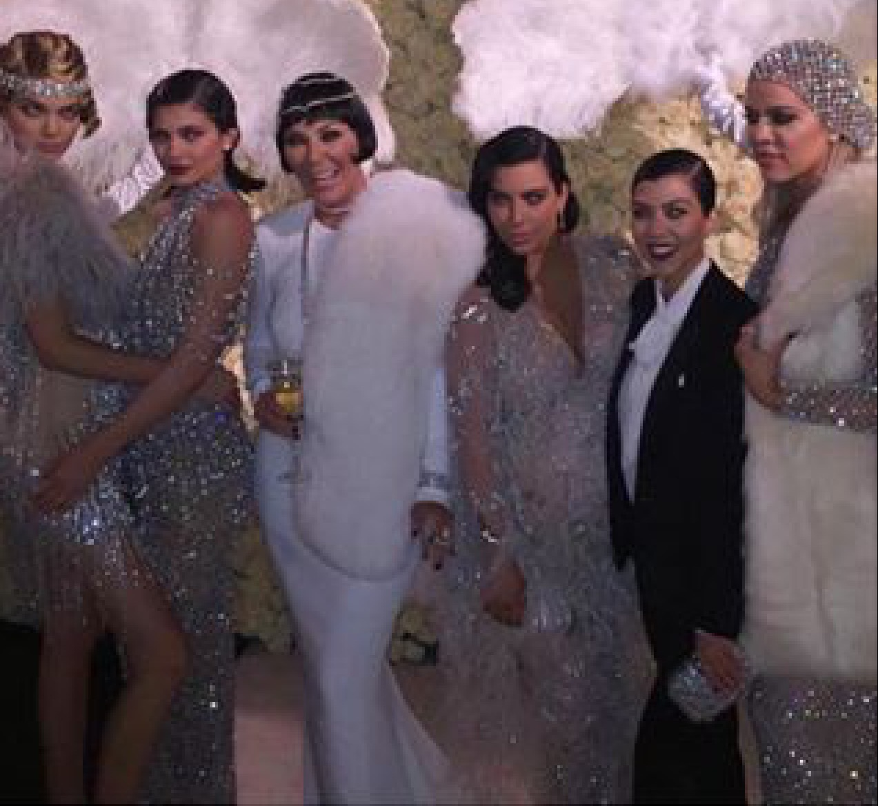 welcome to kyky s blog pictures from kris jenner s 2m great gatsby
