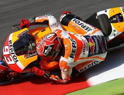 Hasil Lengkap Latihan Bebas MotoGP Catalunya, Spanyol 2015