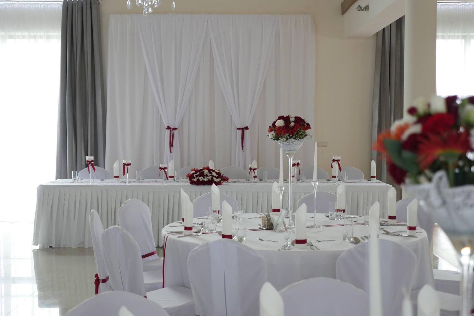 Dekoracje ślubne Sali Weselnej Lvj53 Usafrica