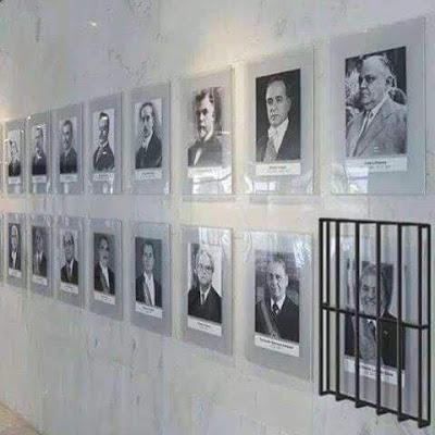 GALERIA DE EX-PRESIDENTES DO BRASIL