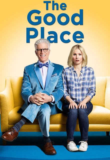 The Good Place (2016-) ταινιες online seires xrysoi greek subs