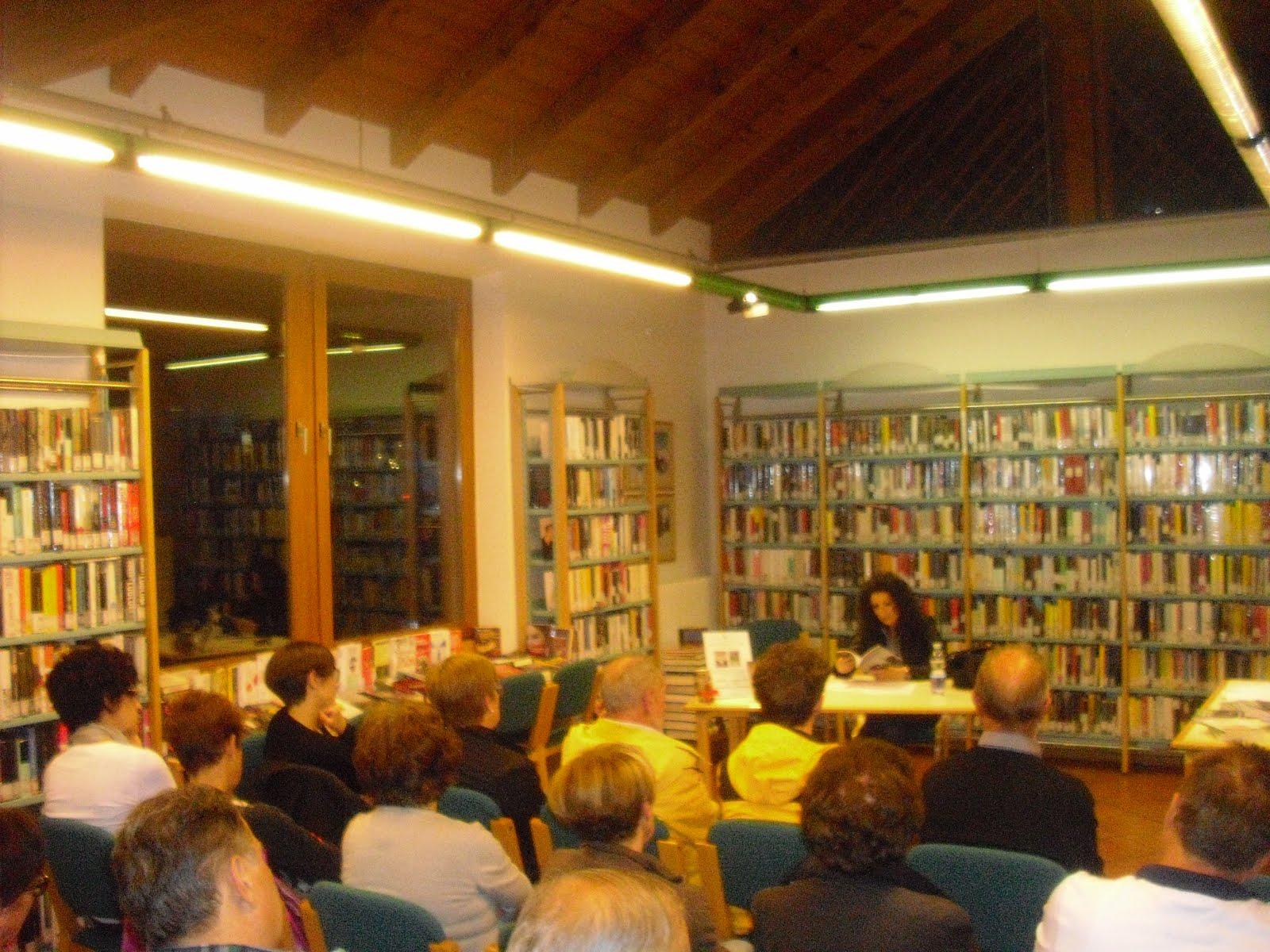 Presentazione libri Agata e Aughen a Mezzana maggio 2018