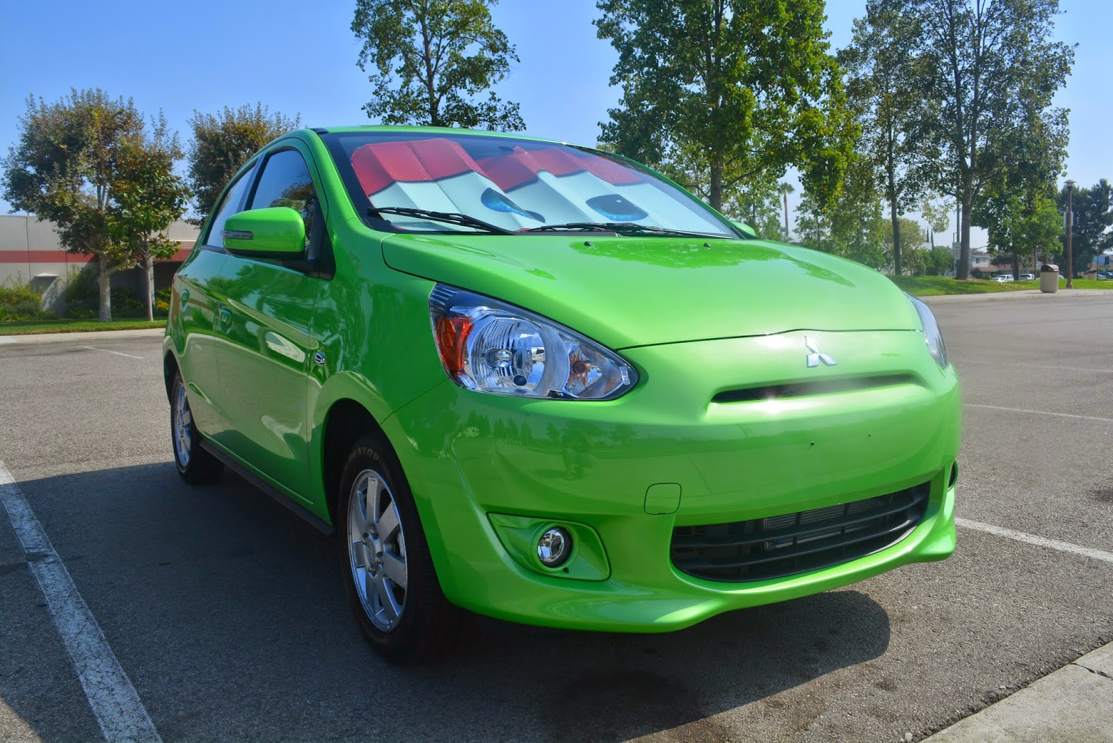 sasaki time first drive 2015 mitsubishi mirage es this small car will impress you. Black Bedroom Furniture Sets. Home Design Ideas