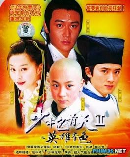 Tuổi Trẻ Của Bao Thanh Thiên 2 - The Young...