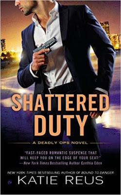 katie reus, shattered duty, book reviews