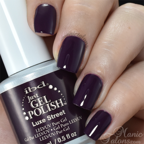 IBD Just Gel Luxe Street Swatch