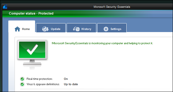 Microsoft Essentials