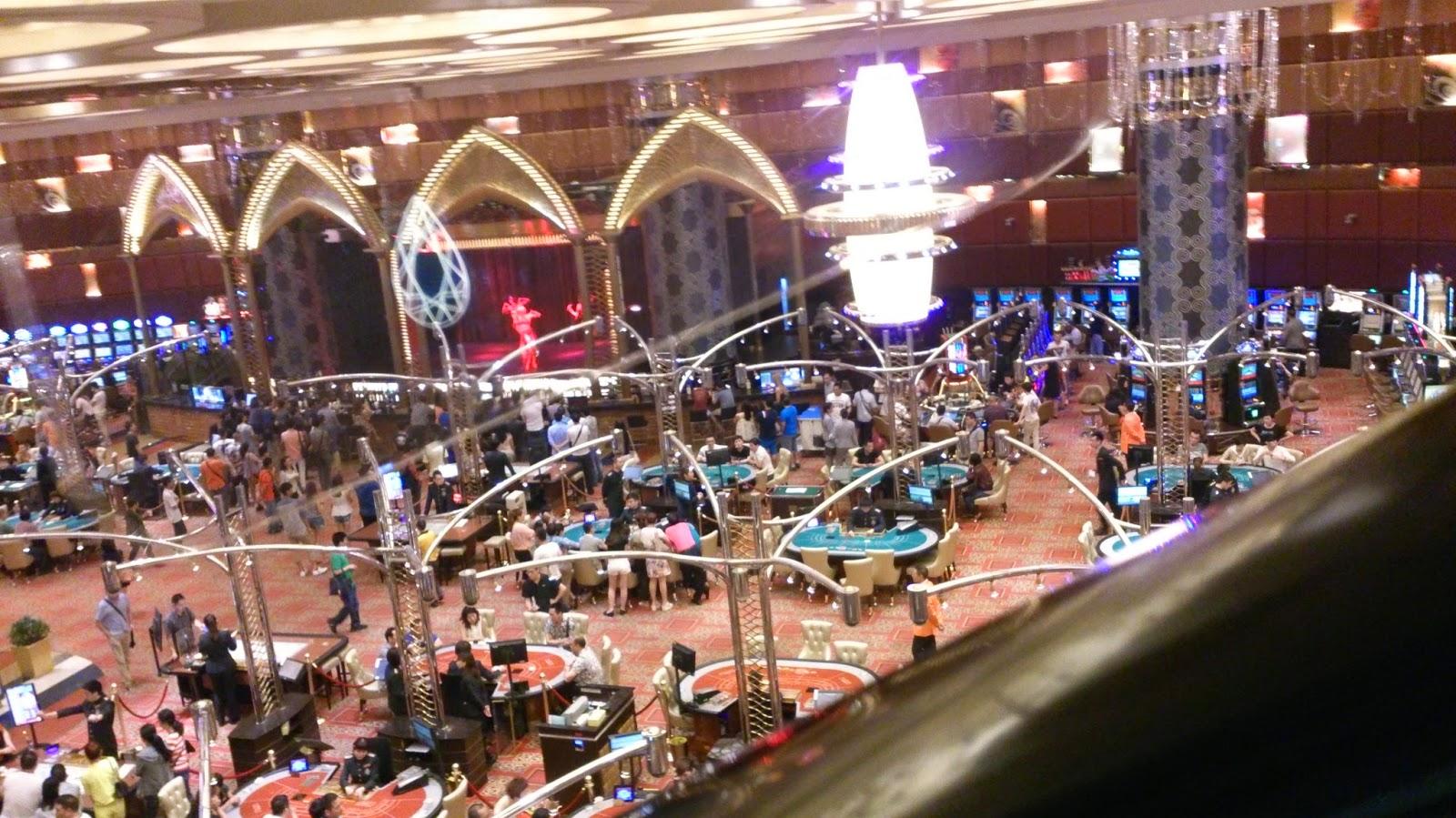 страны где разрешены казино