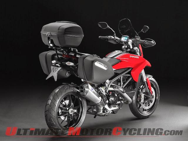 Gambar Ducati Hyperstrada Terbaru 2013 HD Wallpaper
