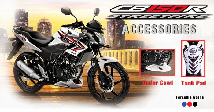 Daftar Harga Motor Honda Terbaru Semua Tipe