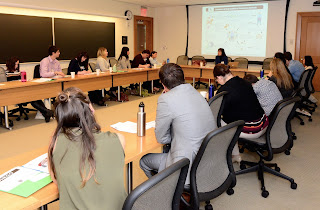 Speaking at Harvard on pharmaceutical use in the the livestock industrp
