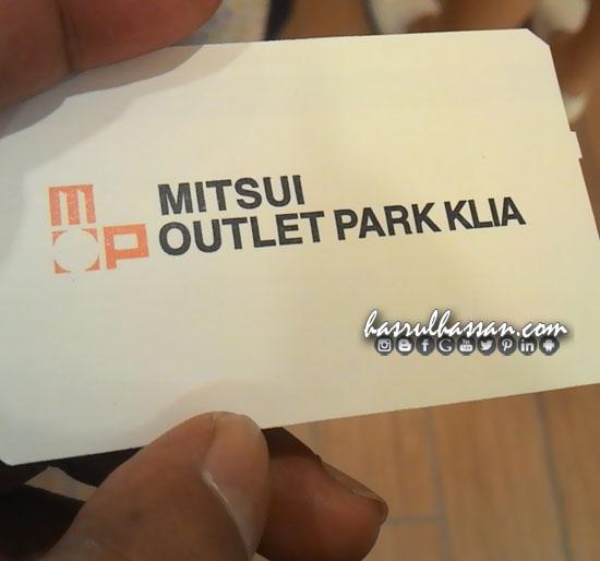 Mitsui Outlet Park KLIA