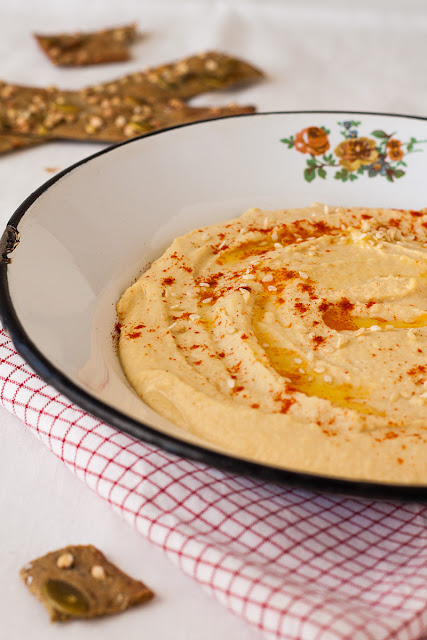 Hummus ili umak od leblebija