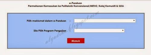 Application Online IPTA