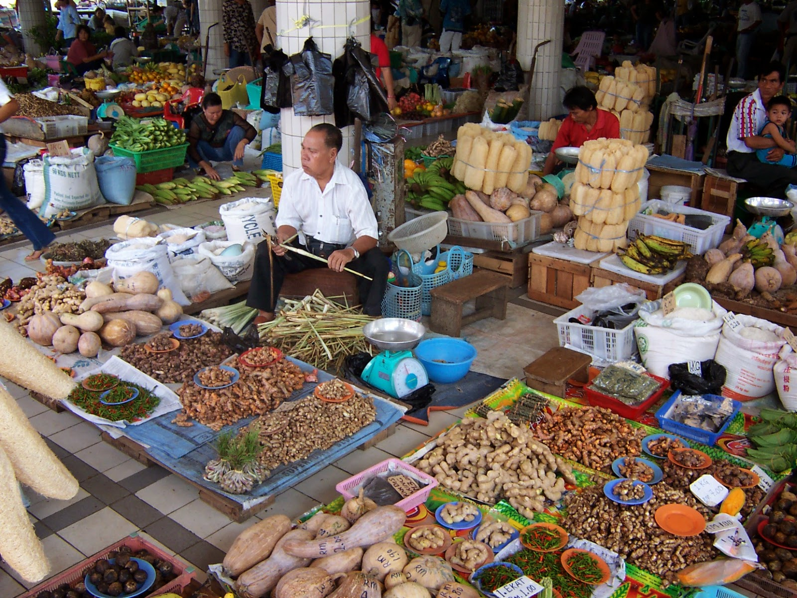 Best 6 Morning Markets in Klang Valley - Malaysia Breakerz