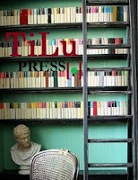 TiLu Press-a &#39;Book Ladder&#39; to Knowledge