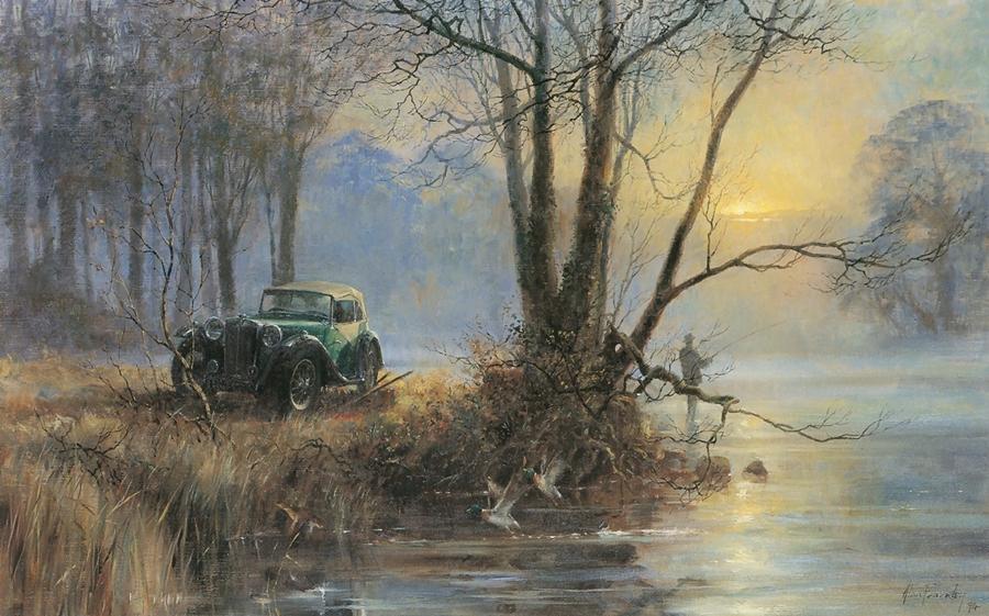 Alan Fearnley Alan+Fearnley+1942+-+British+Formula+One+painter+-+Tutt%27Art@+-+%2811%29