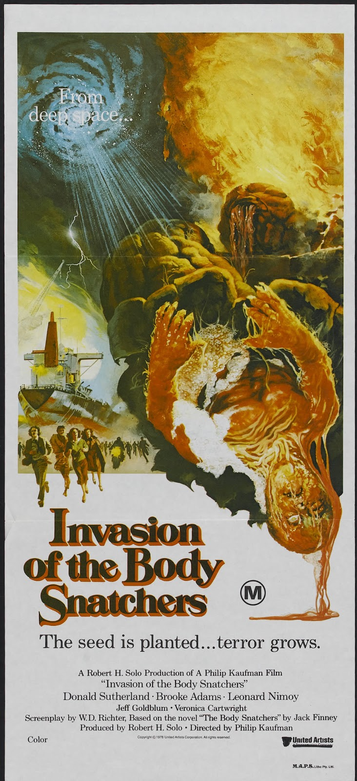 Happyotter  Invasion Of The Body Snatchers  1978