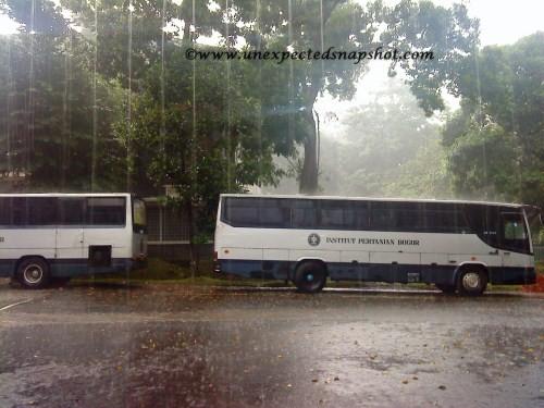 Bogor the rain city