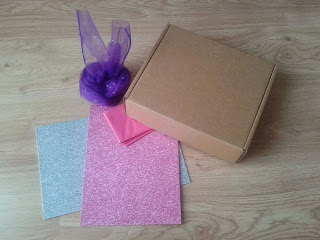 upcycle, DIY, upcycled gift package