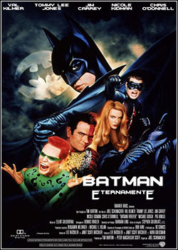 Download - Batman Eternamente - DVDRip - AVI - Dublado