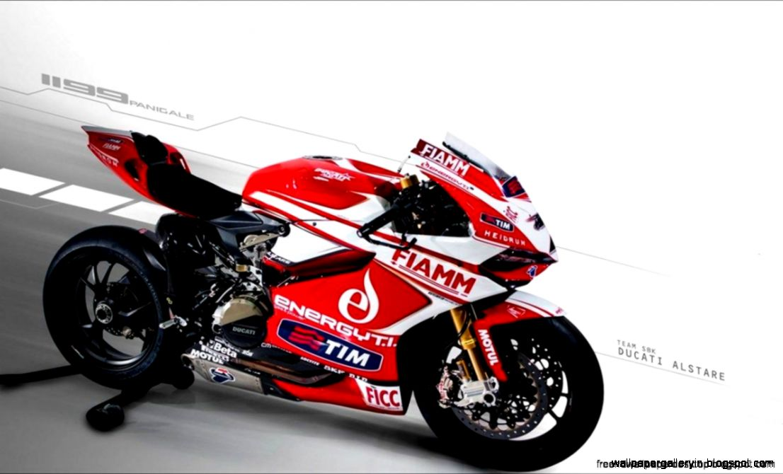 Ducati 1199 Alstareteam Hd  Free High Definition Wallpapers