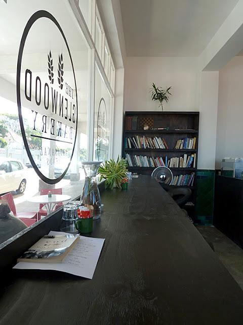 The Glenwood Bakery in Durban specialises in artisanal breads