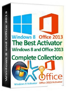 The Best Activator Windows 8 and Office 2013 Complete Collection Pack