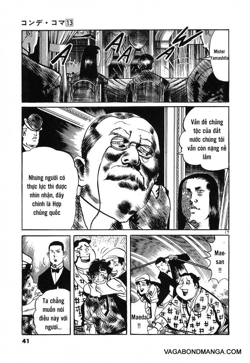 Conde koma trang 18