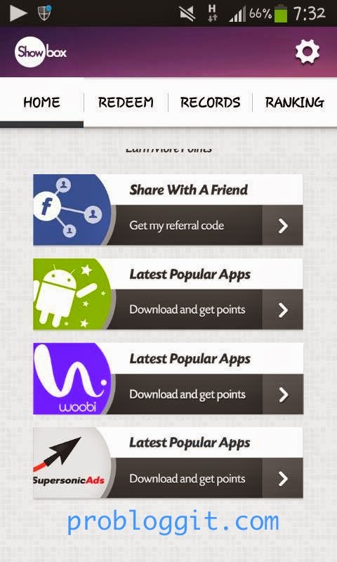 Aplikasi Android Penghasil Uang Dollar Terbaru Showbox