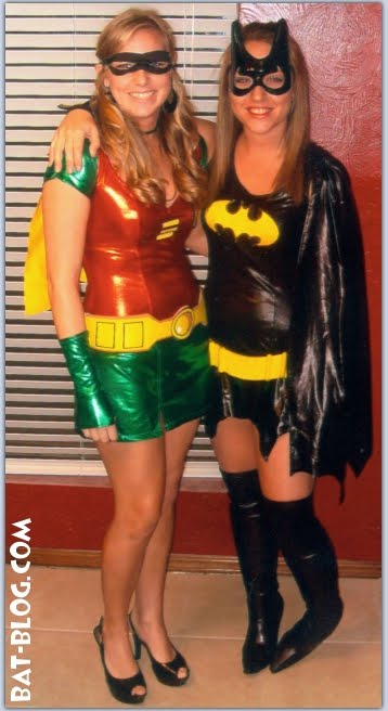 Real-Life Gotham Girls!!  sc 1 st  Bat-Blog : batman and robin girl costumes  - Germanpascual.Com
