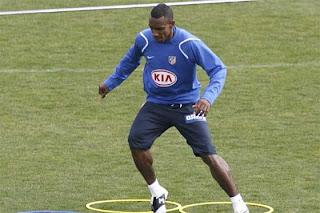 Amaranto Perea se Lesionó con el Atlético