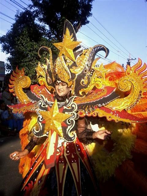 Kirab Budaya Jawa Timur : Ngawi