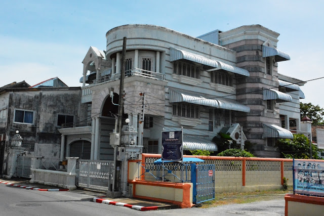 Phuket Town Portuguese architecture