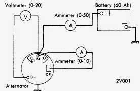 2 Field Alternator Wiring Diagram moreover 6g Alternator Wiring Diagram moreover Chevy 350 Distributor Wiring Diagram together with Mopar 318 Alternator Wiring Diagram moreover Alternator Sensing Wire Mod Need More Volts 307436. on wiring diagram for gm 4 wire alternator