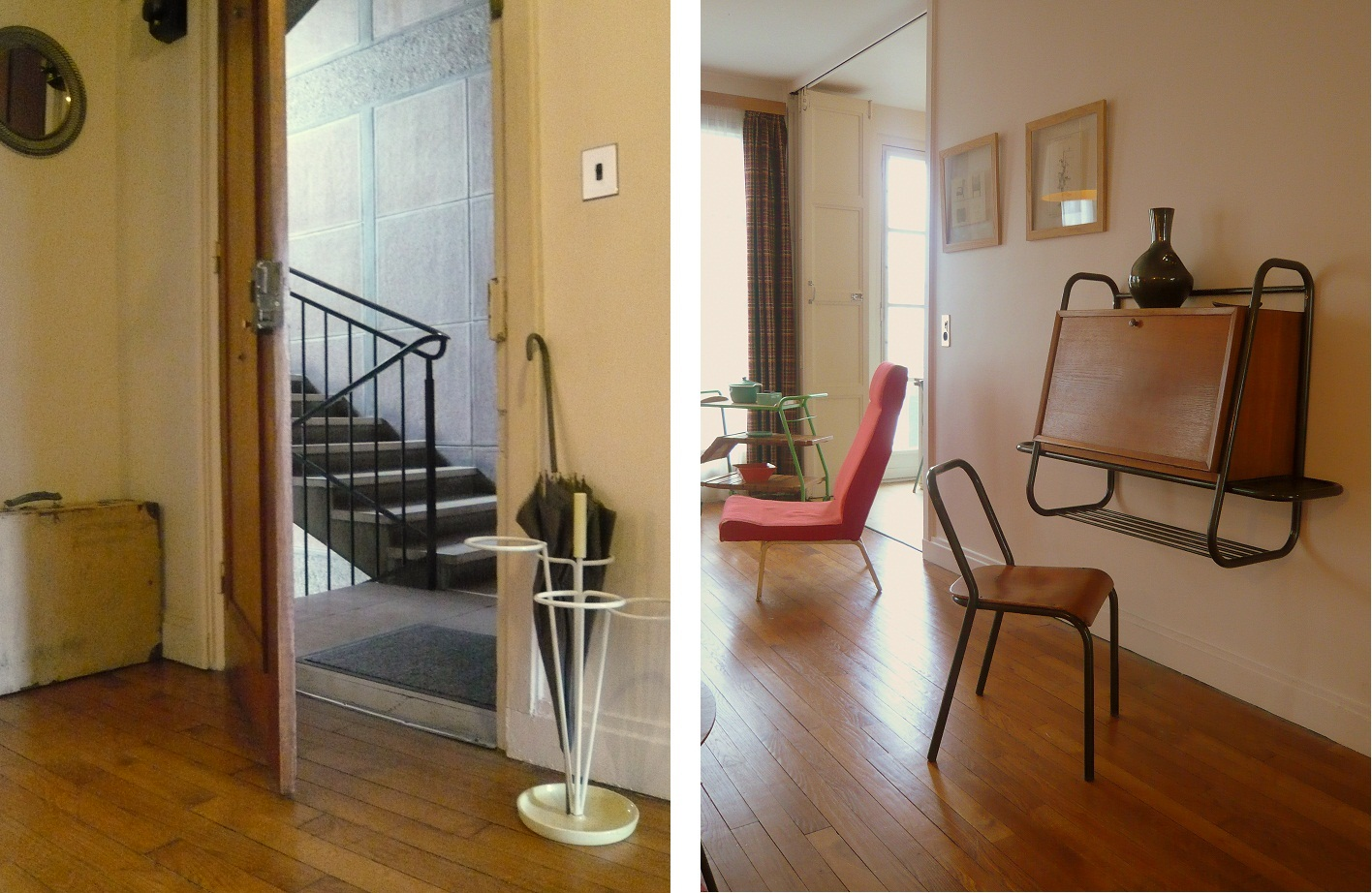 art utile jacques hitier appartement t moin. Black Bedroom Furniture Sets. Home Design Ideas