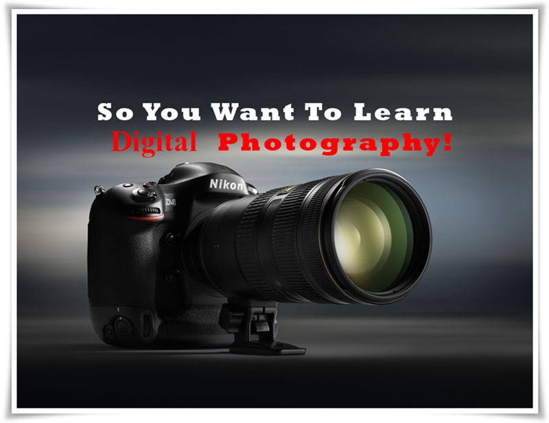 Why Digital Photography Make Vast Influence?