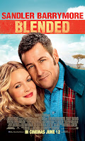 Blended 2014 movie poster malaysia adam sandler drew barrymore