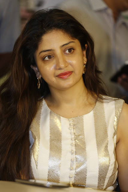Poonam Kaur Latest Photos At Telangana Cine Artist Association Cards Distribution Press Meet