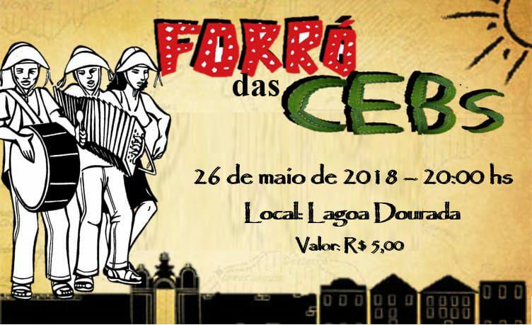 FORRÓ DAS CEB'S 2018