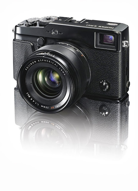 Fotografia della Fuji X-Pro1 con il FUJINON XF23mm F1.4 R