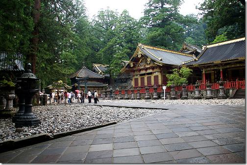 Đền và chùa ở Nikko