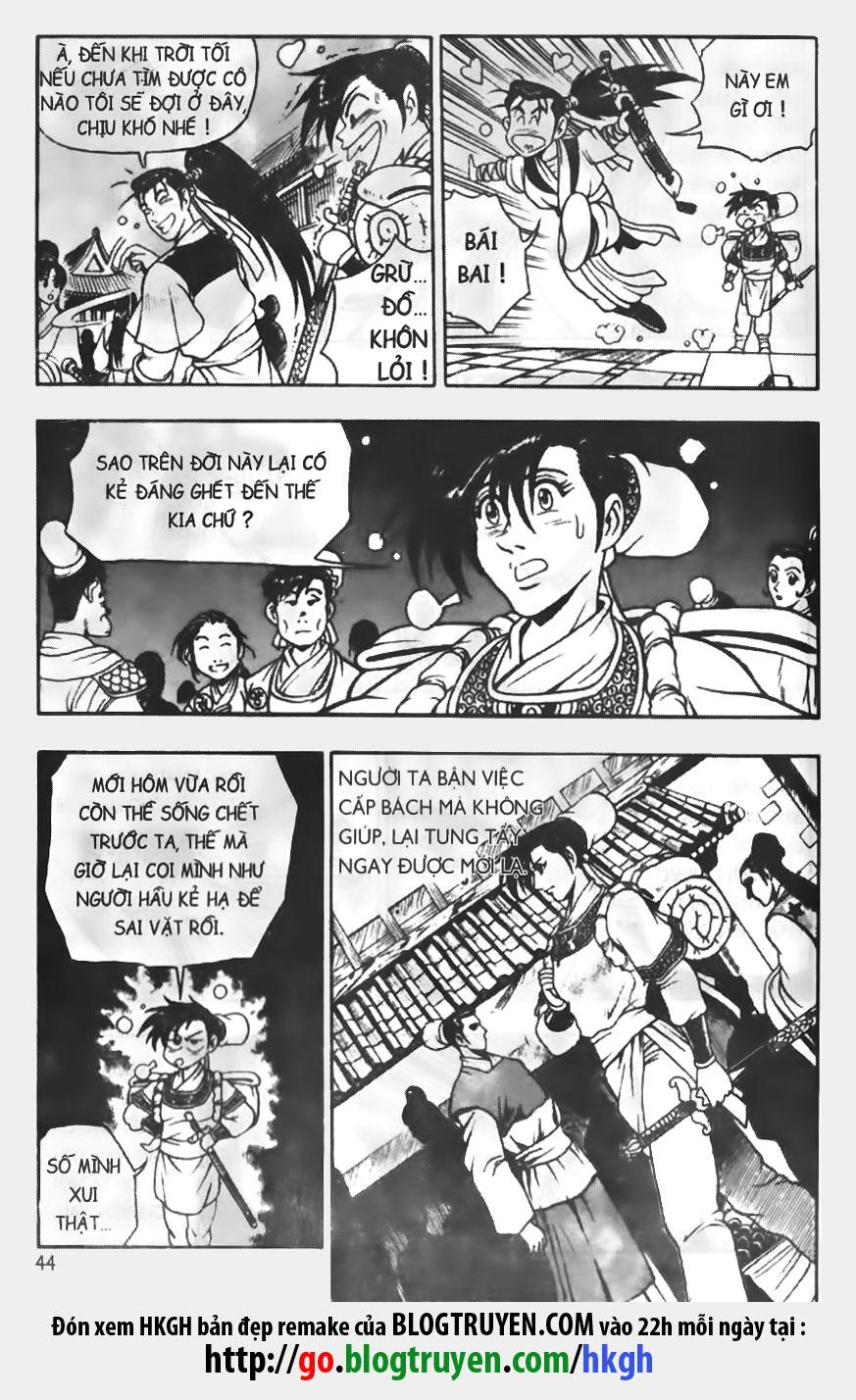 xem truyen moi - Hiệp Khách Giang Hồ Vol11 - Chap 071 - Remake