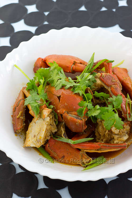 新加坡辣椒蟹 Singaporean Chilli Crab01