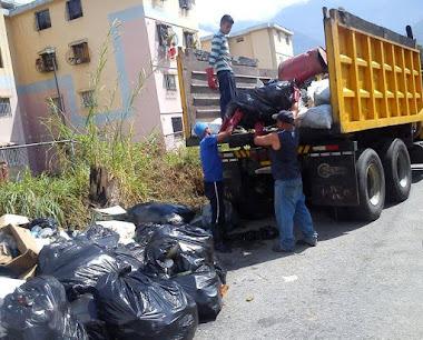 Gobernador Ramón Guevara pagará deuda a volqueteros por el problema de la basura