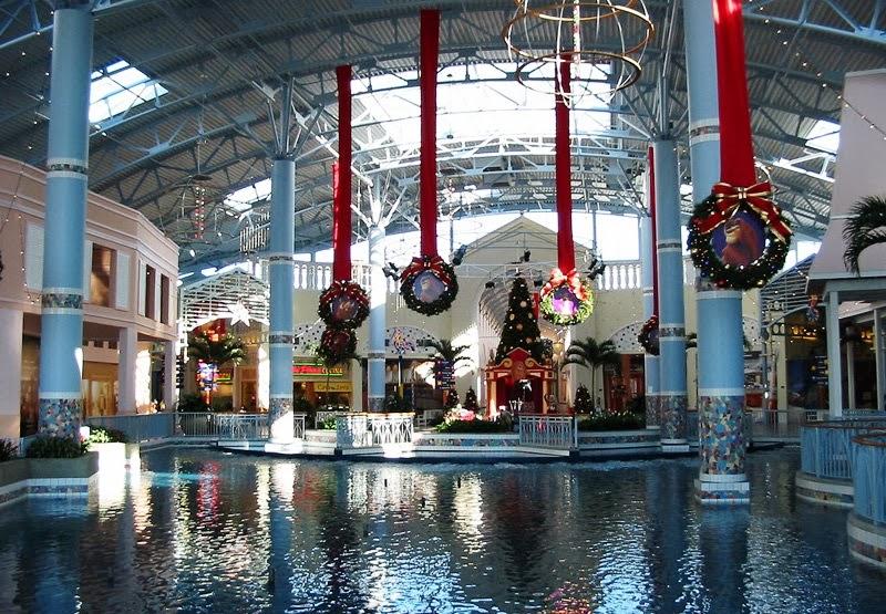 Festival Bay Mall em Orlando
